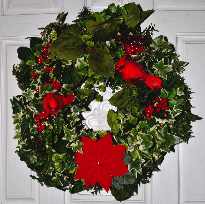 Easy To Make Wreath Funtastic Unit Studies Home